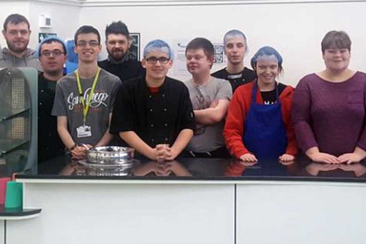 Restaurant Link Gives Students a Taste of Health and Safety