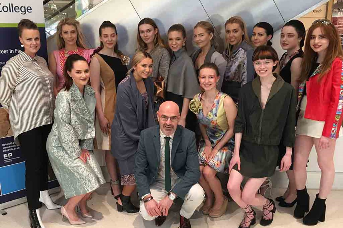 Shoppers Enjoy Fashion Extravaganza!