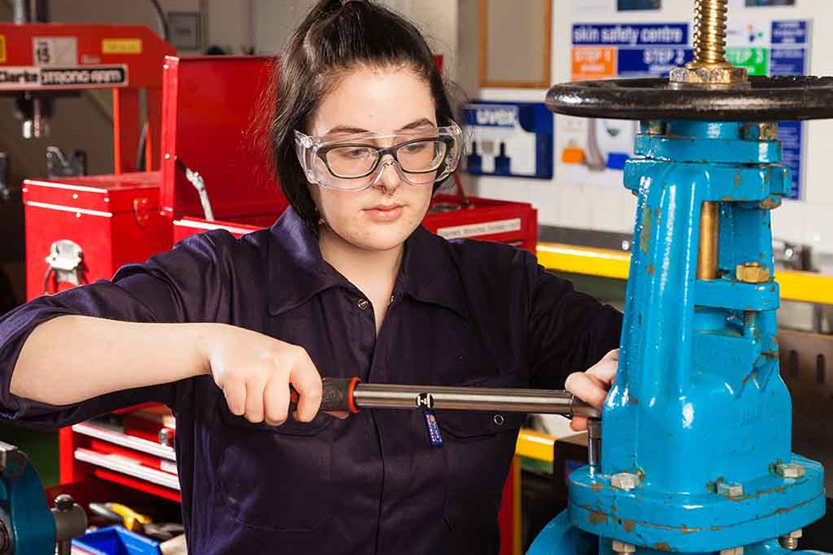 Engineering provides expertise for an exciting, challenging career