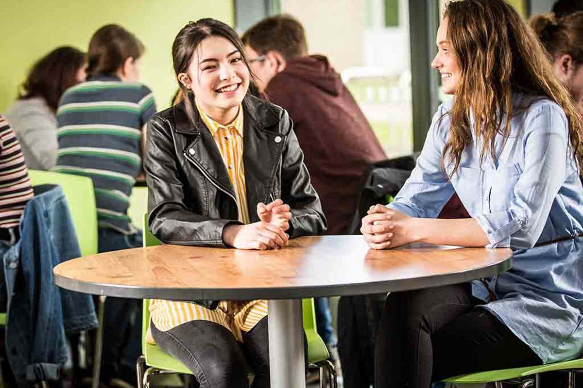 Choose the best way to study your degree at Fife College