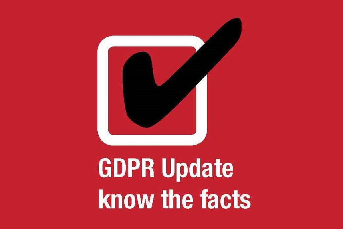 GDPR – Protecting Your Data!