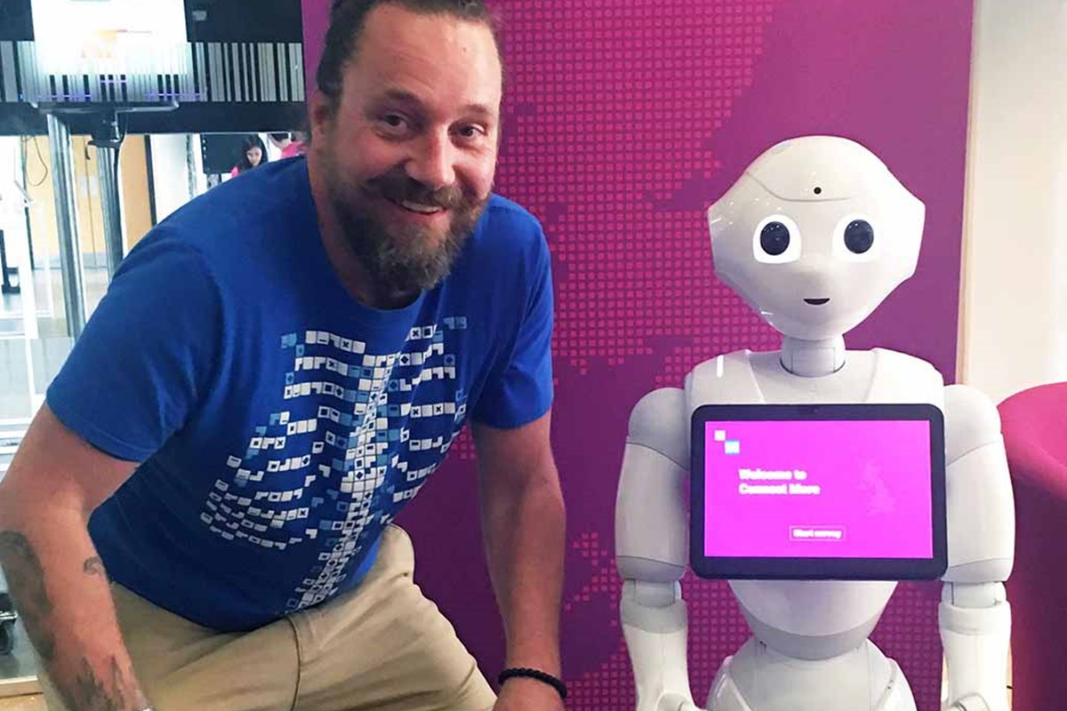 From Robots to Digital Tools – College Staff Enhance Digital Learning
