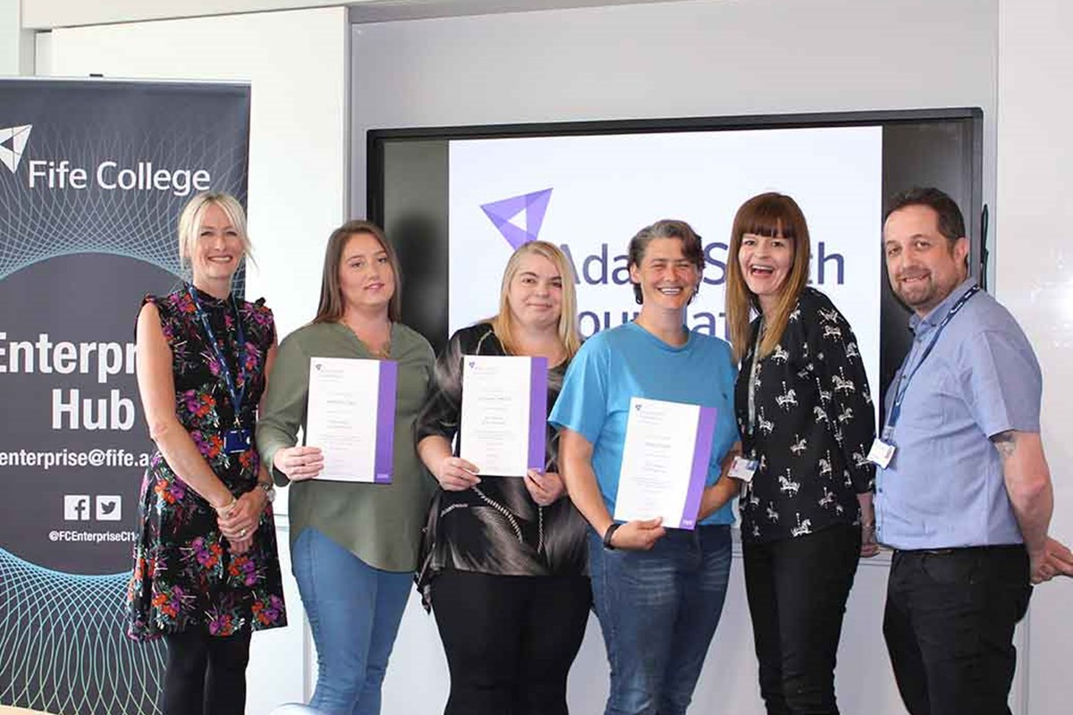 Scholarship Success for Business and Retail Students