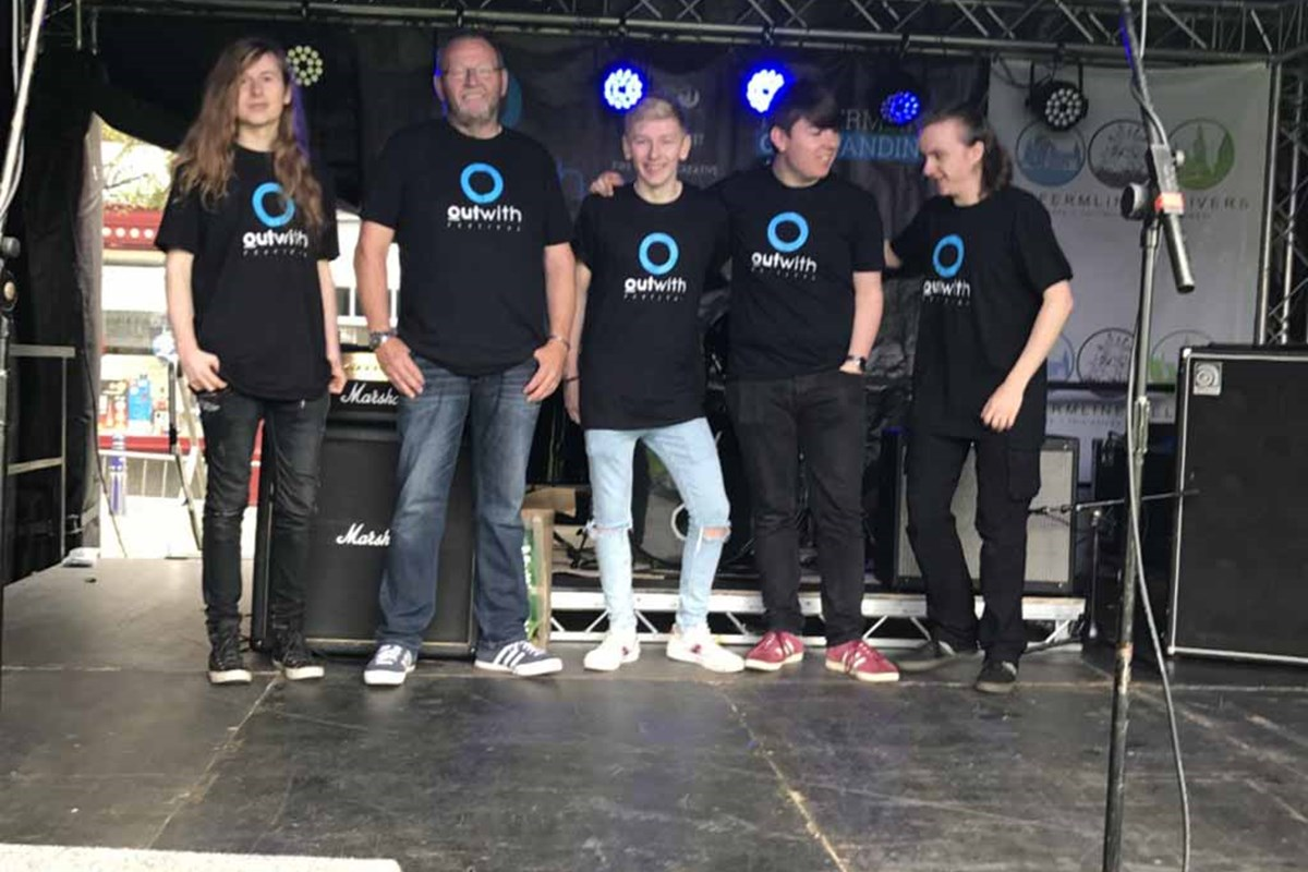All Hands to the Sound Deck for Outwith Festival