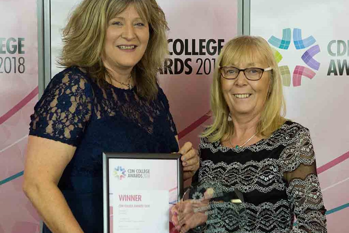 Fife College Celebrates Four Fantastic Award Wins