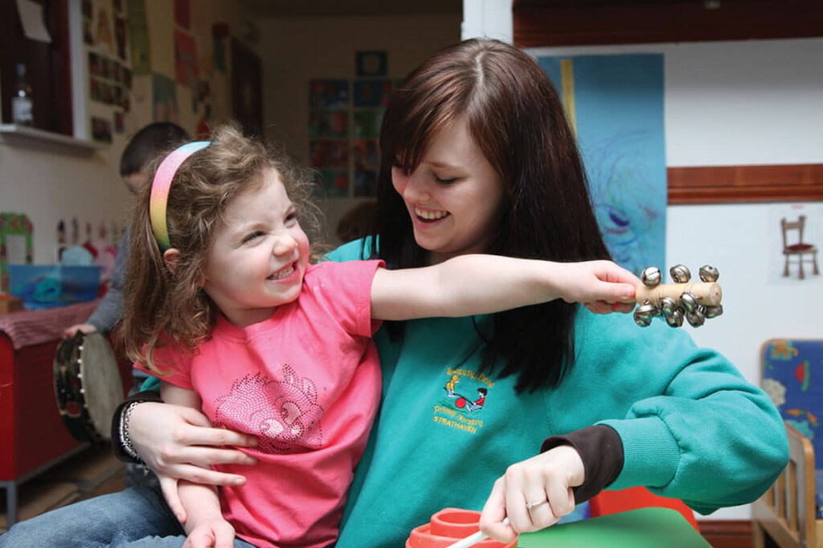 Thinking of a career in childcare?