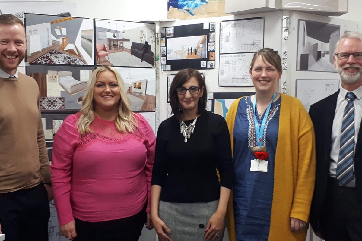Fife College Students Italy Bound After Winning Competition to Design Ecohouse