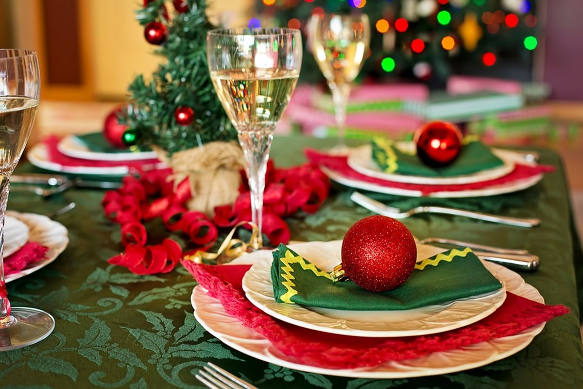 Top Ten Tips for a Delicious Stress-Free Christmas Dinner