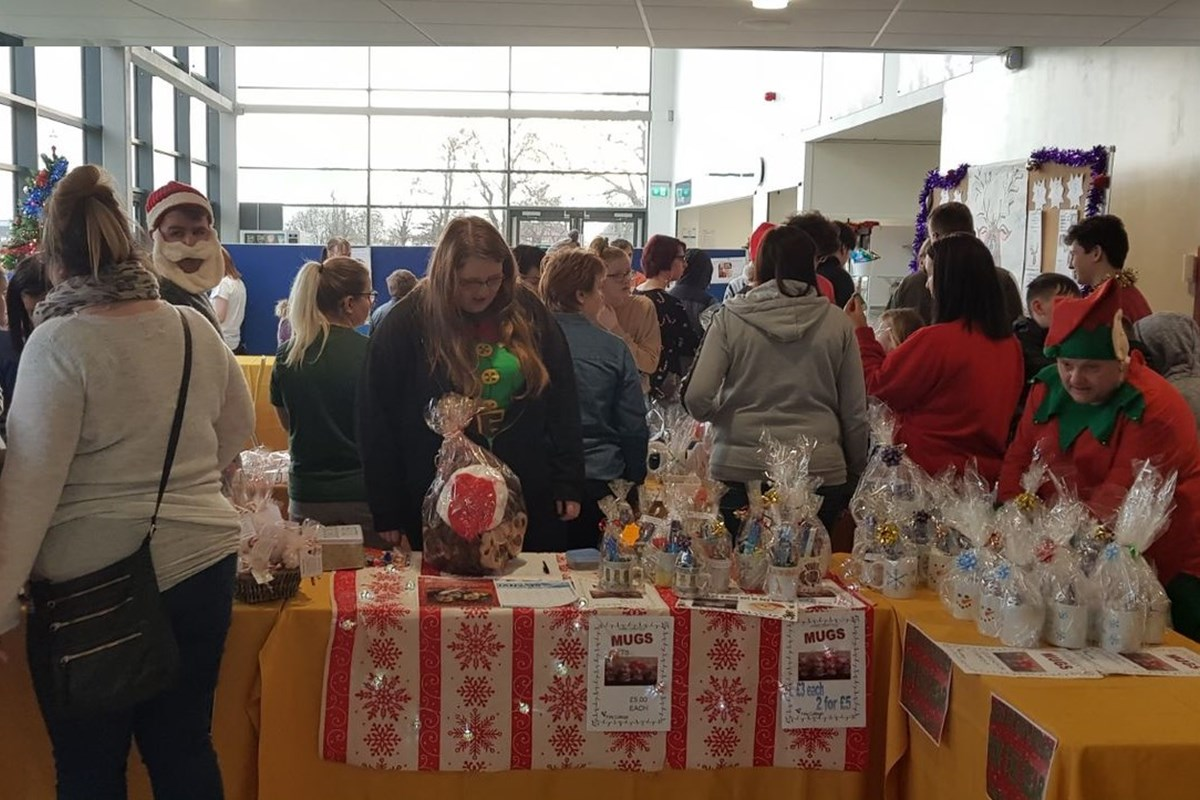 Levenmouth Christmas Fayre a Festive Success