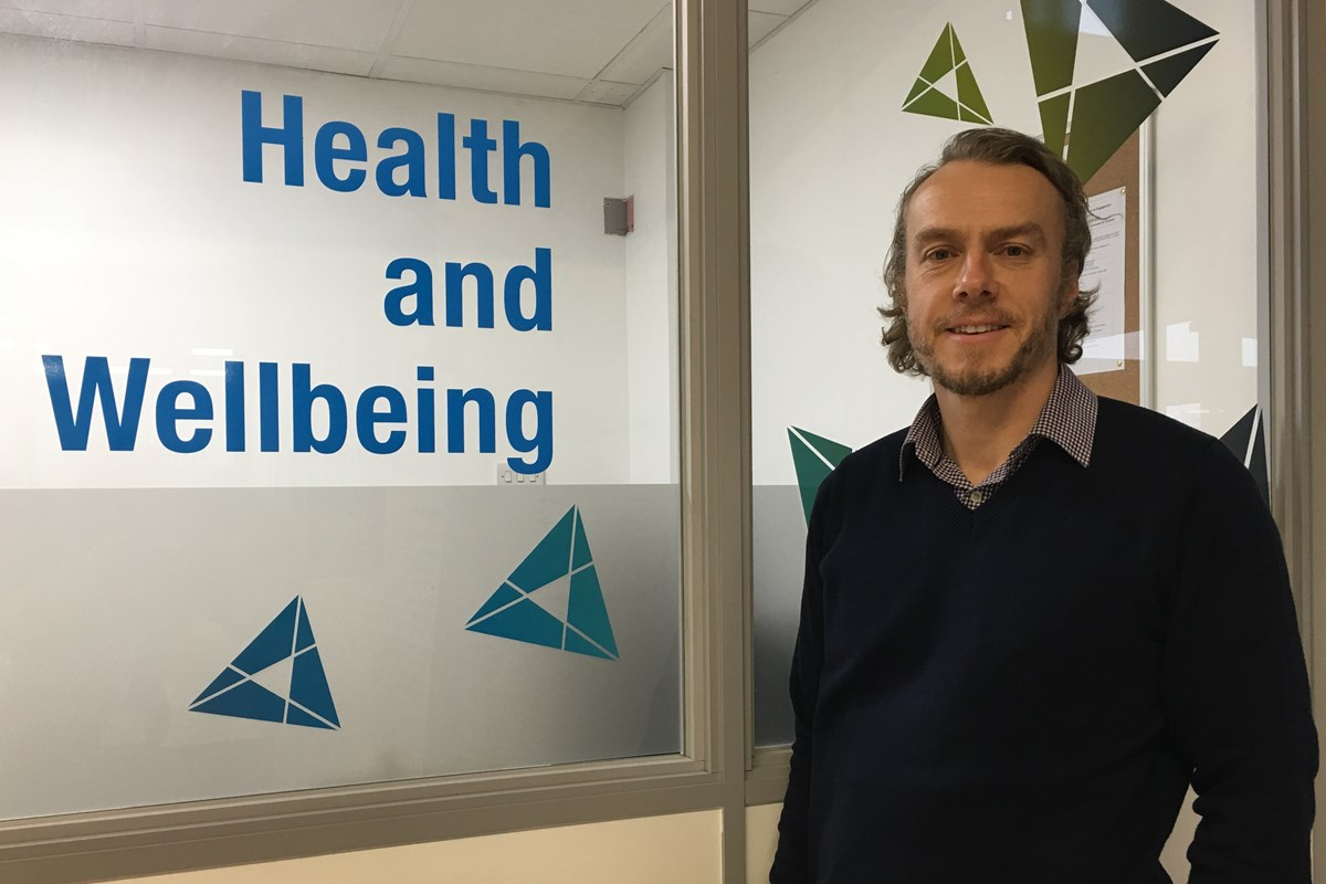 New Appointment Made to Support Fife College Students to Improve their Physical, Emotional and Mental Wellbeing