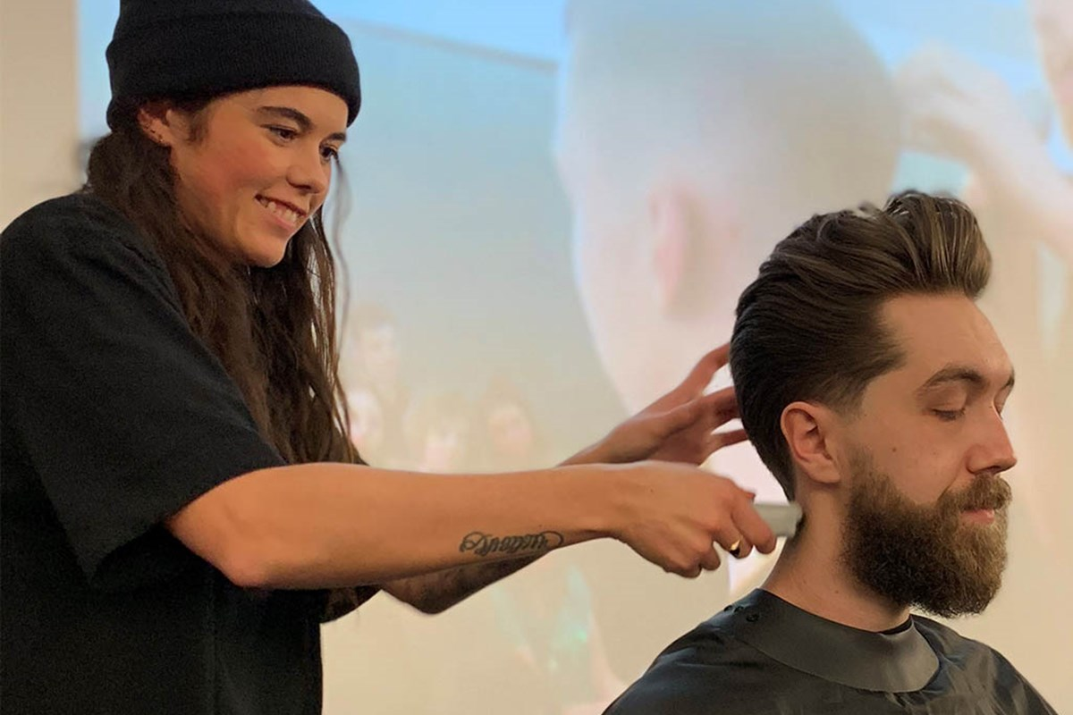 Barbering Show Inspires All