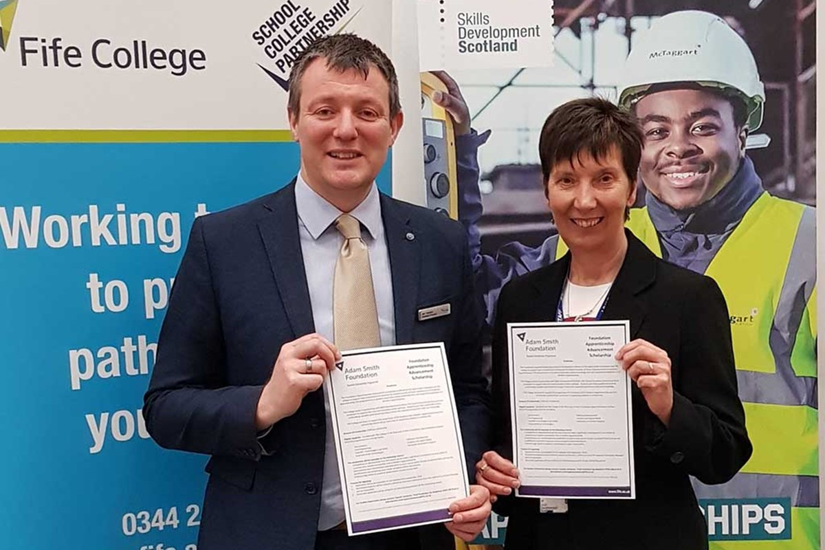 New Scholarship Launched to Support Apprenticeships