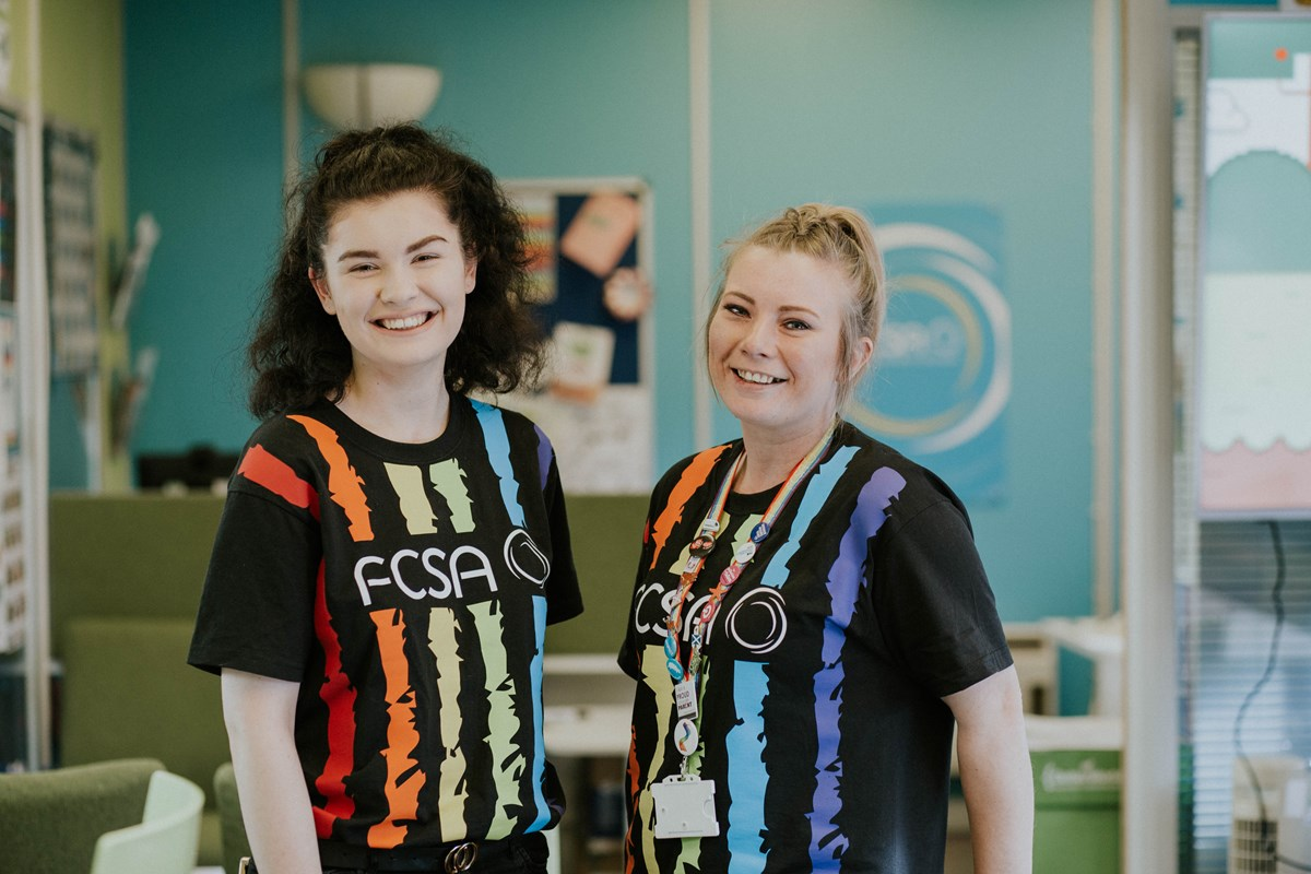 Fife College Students' Association Shortlisted for Two NUS Awards