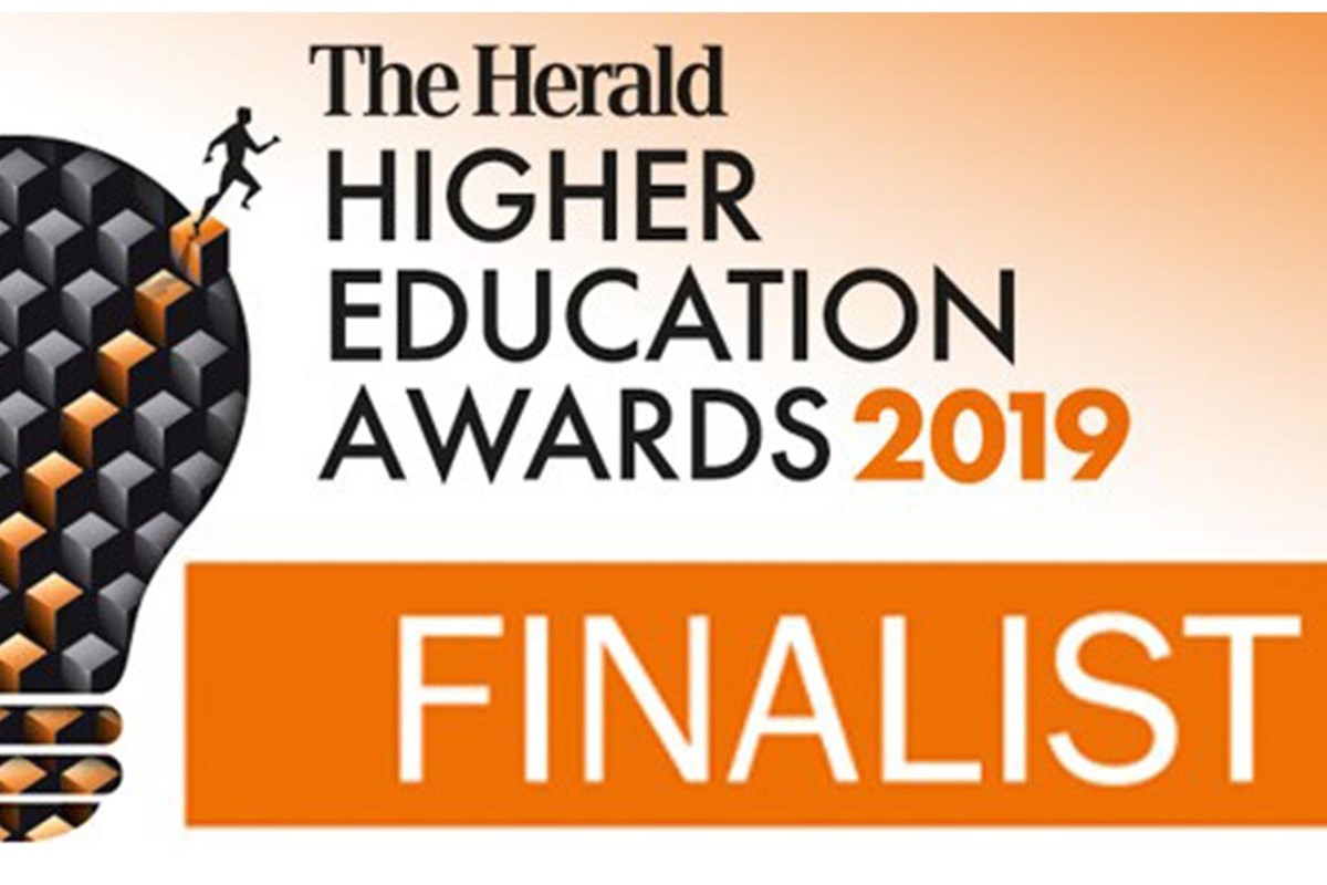 College Shortlisted for Six Herald Higher Education Awards