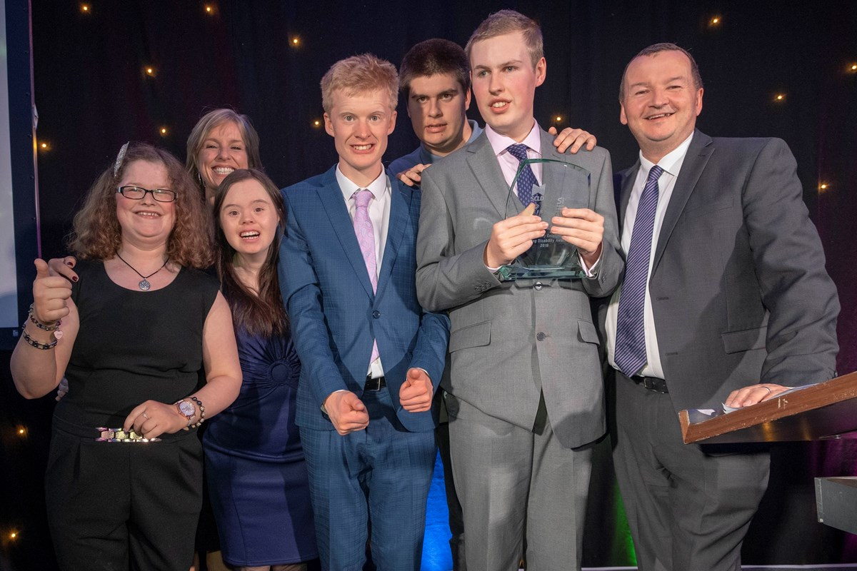 Students Shine as Charity Kitchen Project picks up National Award