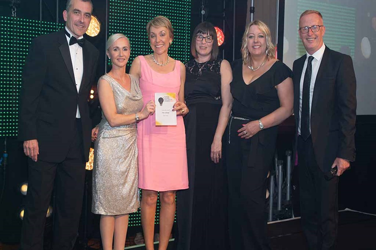Double Award Win for Fife College at Herald Higher Education Awards