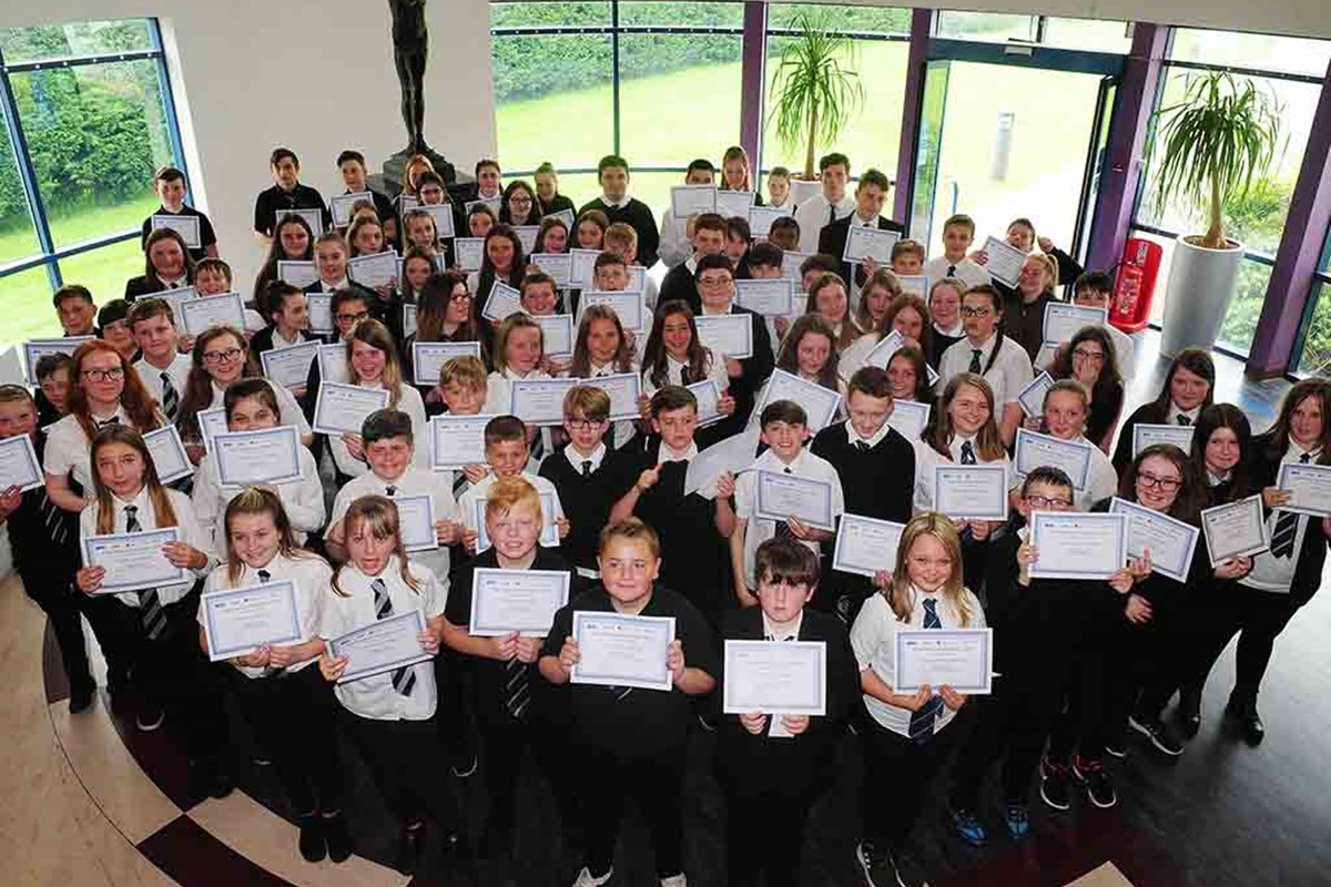 School Pupils Graduate Thanks to First Chances Fife