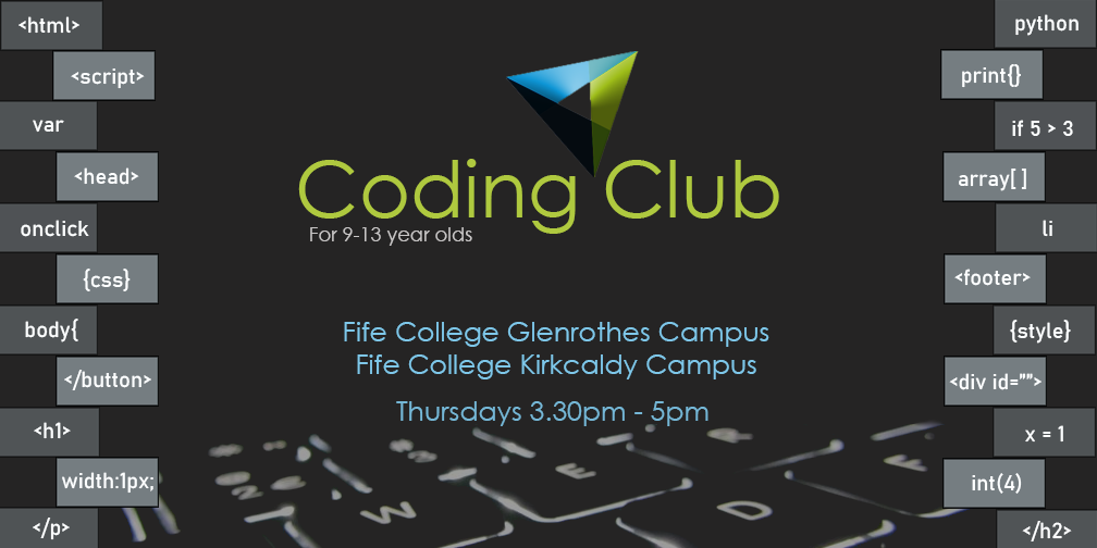 After School Coding Club Information Session