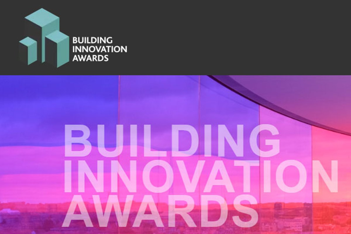 Innovative Built Environment project shortlisted for national award