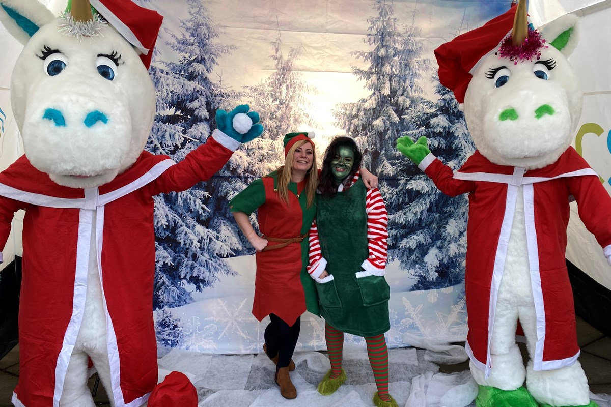 FCSA host Winter Wonderland