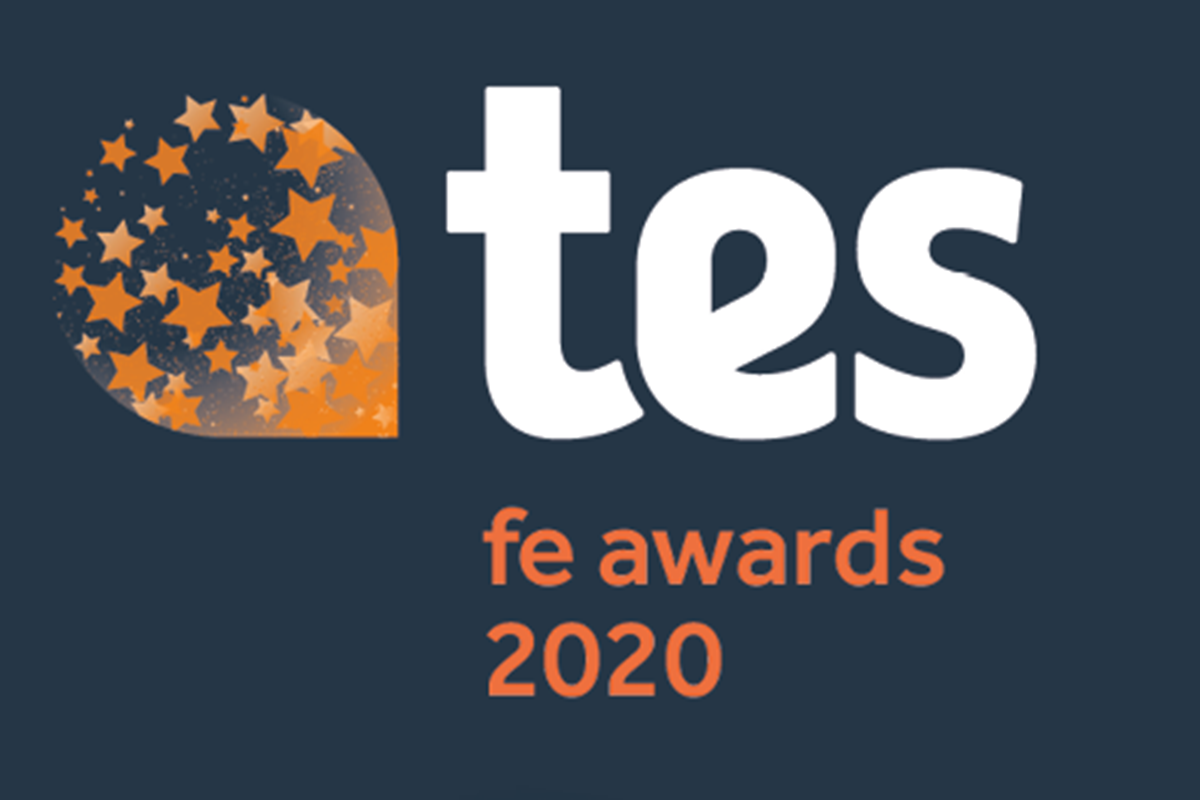 College Learning Centre's 'Team Sally' project shortlisted for Tes Awards 2020
