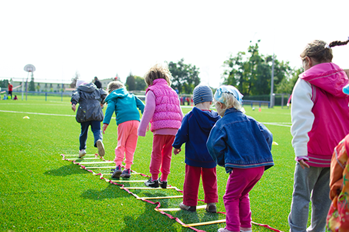 Looking beyond the digital playground; Campaign for greater levels of outdoor learning proves a positive legacy of COVID-19