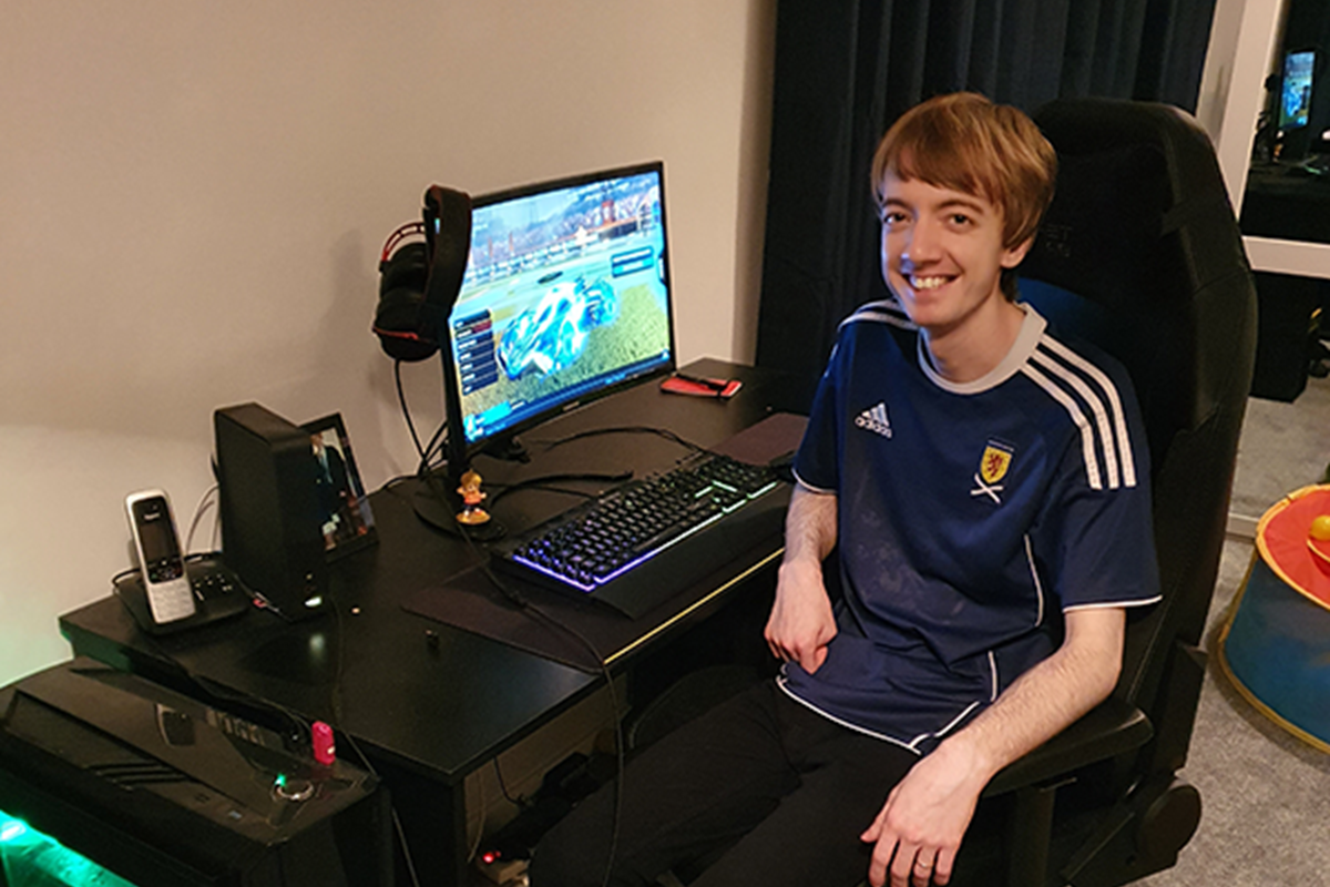 Fife College selects esports team for first ever Scottish College Cup
