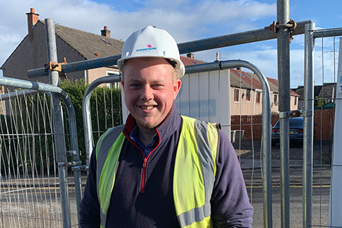Campion Homes champion benefits of apprenticeships