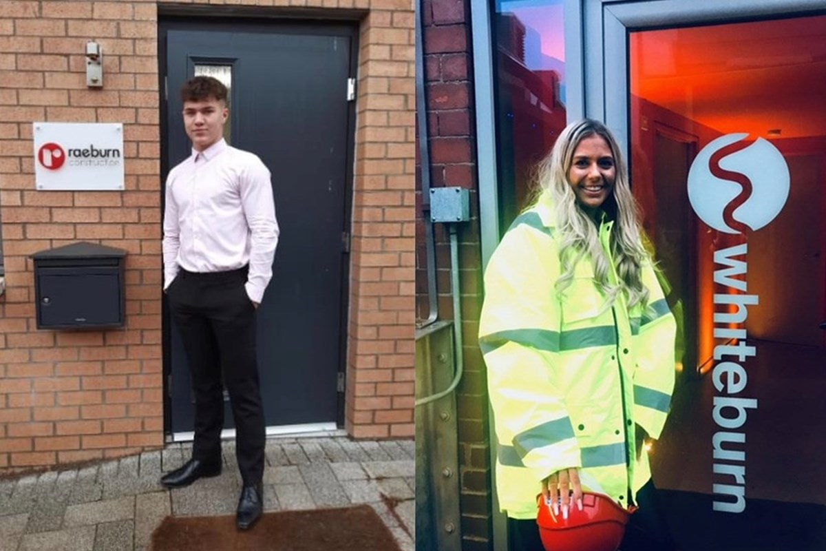 Quantity Surveying students start out on new career in construction industry